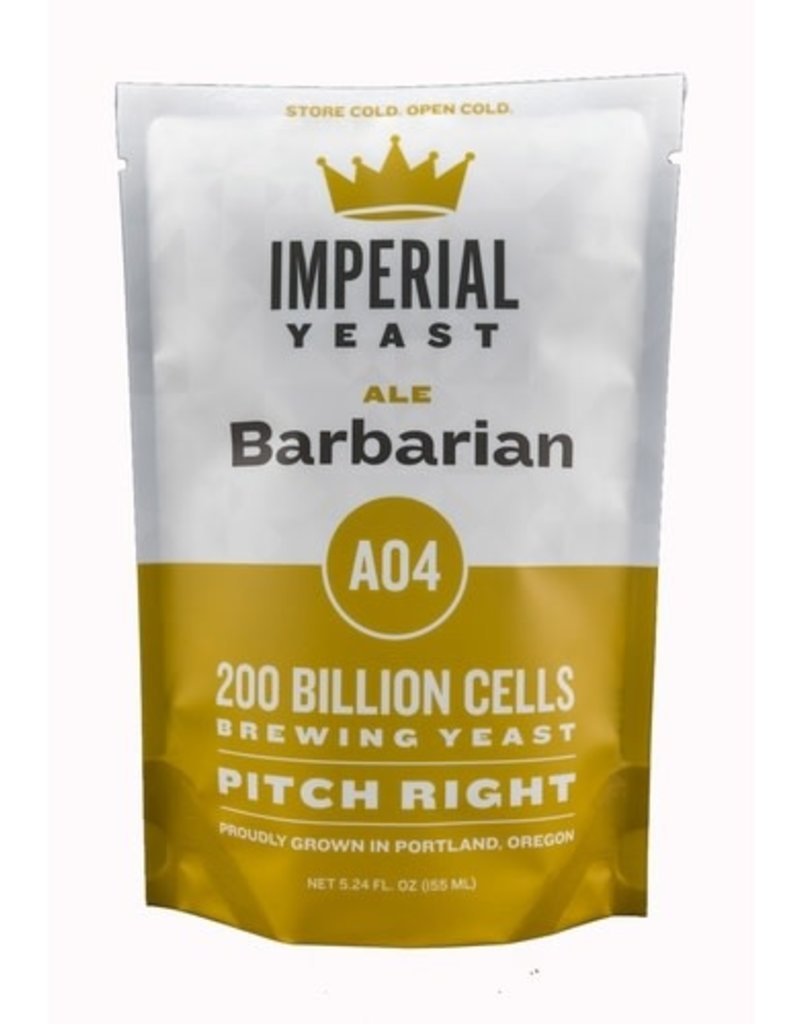Imperial Yeast A04 Barbarian - Imperial Organic Yeast