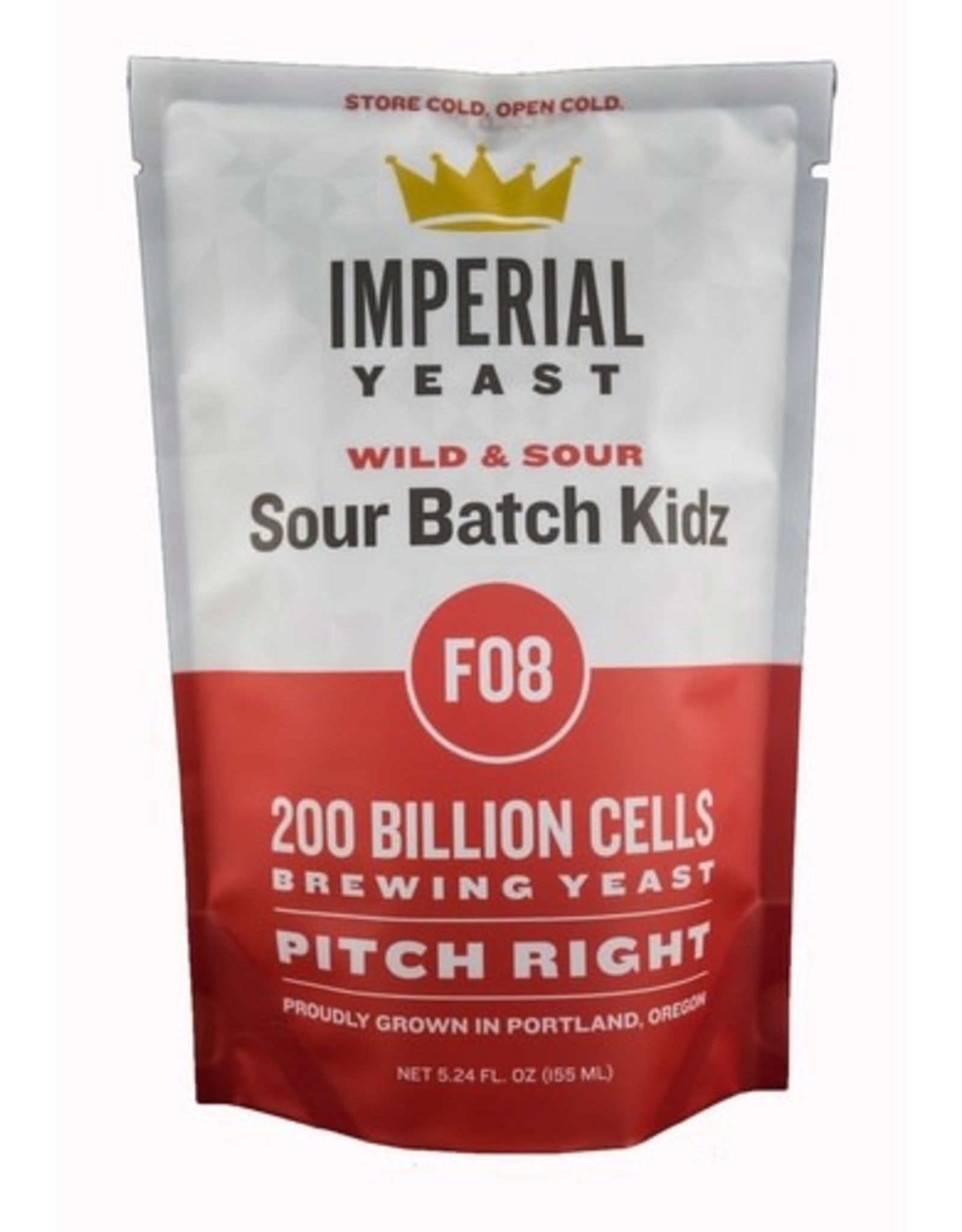 Imperial Yeast F08 Sour Batch Kidz - Imperial Organic Yeast