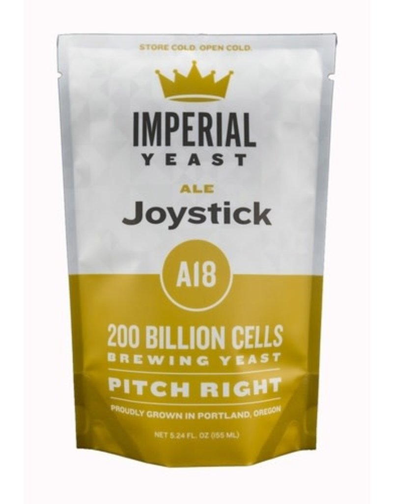Imperial Yeast A18 Joystick - Imperial Organic Yeast