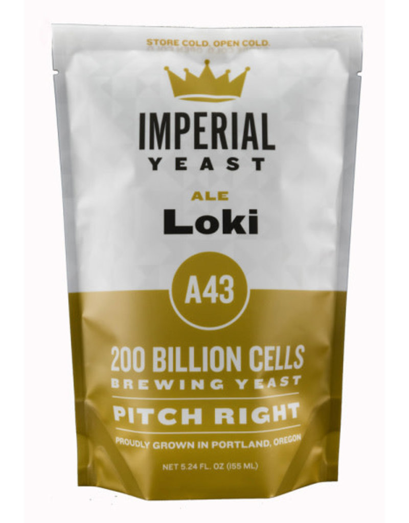 Imperial Yeast A43 Loki Imperial Yeast