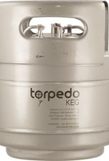 TORPEDO KEG- TORPEDO SLIMLINE  1.5 gallon
