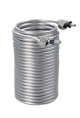 S/s Coil W/fit, 5/16 (50')