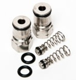 Keg Post Conversion Kit (pin lock to ball lock) 9/16-18 Thread