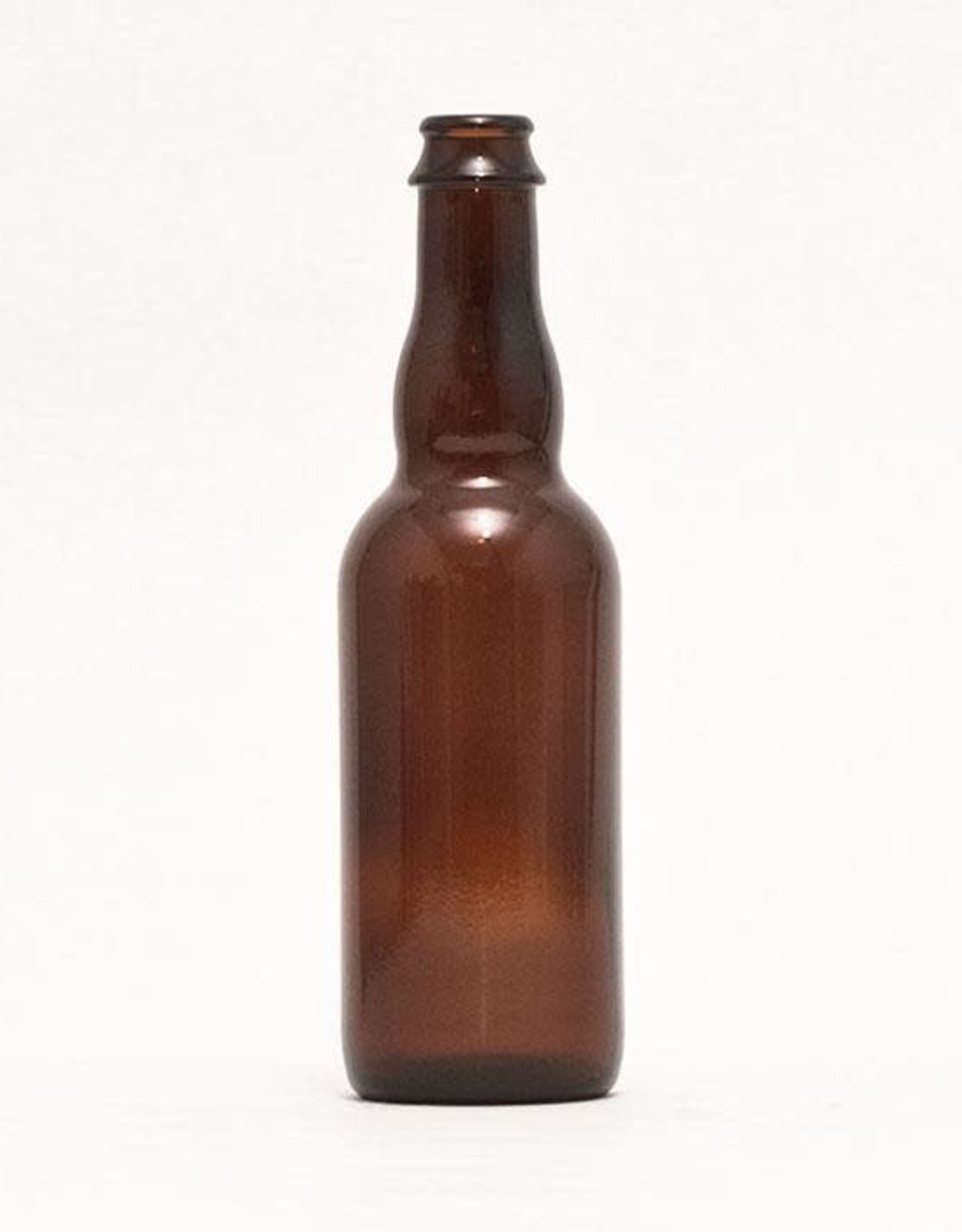 375 ml. Belgian-style Beer Bottles - Crown Finish (Case of 12)