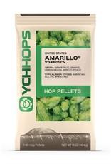 AMARILLO HOP PELLETS - 1 LB / 453.59G PACKAGE
