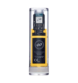 Tilt Hydrometers Tilt™ - Yellow Digital Hydrometer and Thermometer