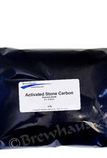 Activated Stone Carbon- Premium Grade- 0.4-0.85mm