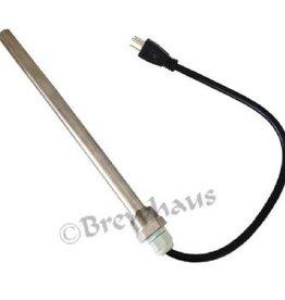 BREWHAUS Still Heater*- 1500W Stainless Steel Cartridge Heater