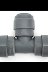 DUOTIGHT Duotight Push-In Fitting - 8 mm (5/16 in.) Tee
