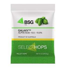 GALAXY HOP PELLETS- 8oz.