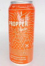 PROPPER STARTER CONDENSED WORT CAN single
