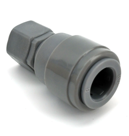 DUOTIGHT Duotight Push-In Fitting - 9.5 mm (3/8 in.) x 1/4 in. Flare