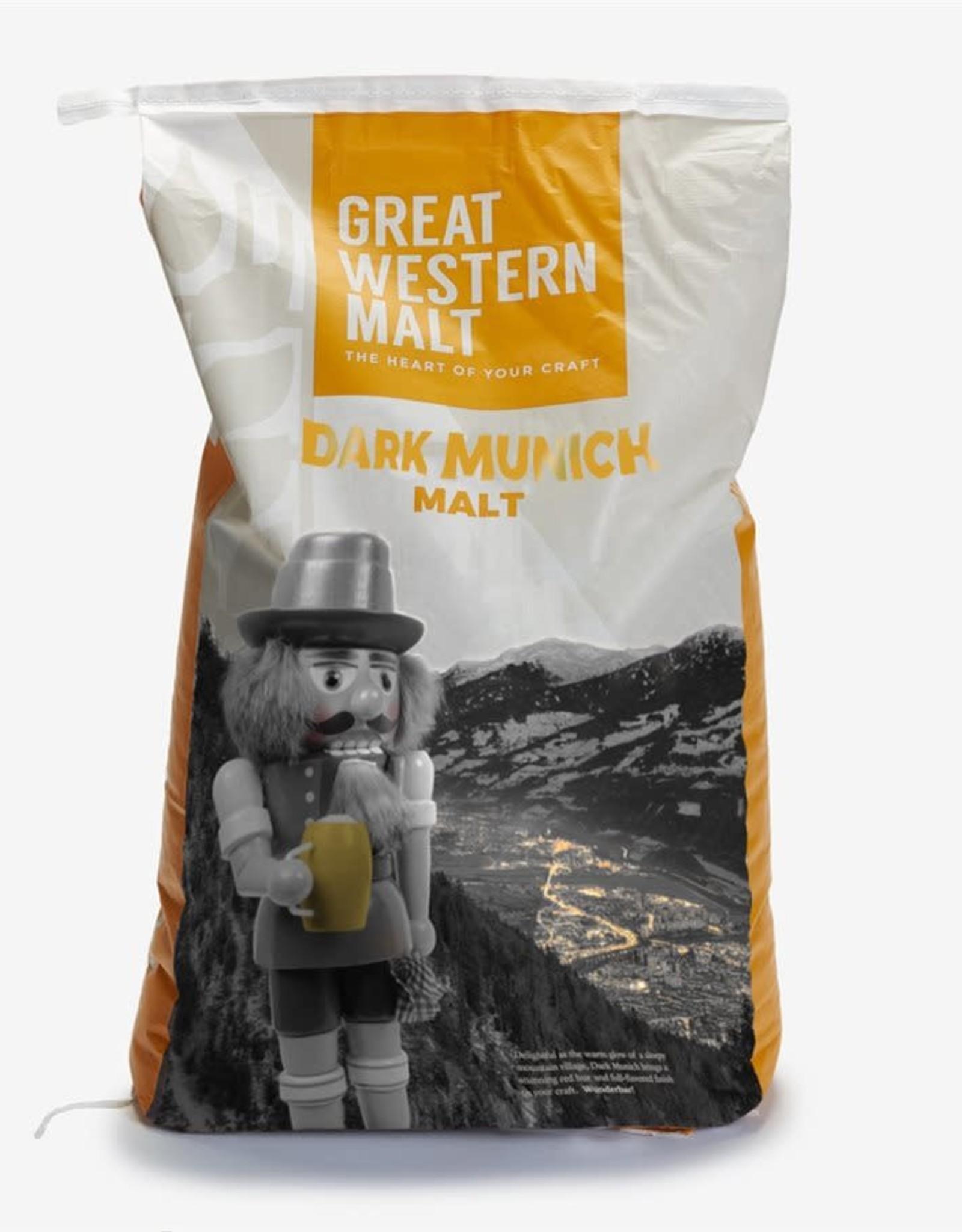GREAT WESTERN MALTING DARK MUNICH
