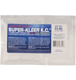 SUPER-KLEER Super-Kleer Finings (Kieselsol/Chitosan) - 65 mL Packet