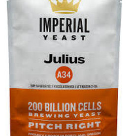 Imperial Yeast A34 JULIUS (SEASONAL)