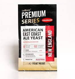 LALLEMAND LALLEMAND NEW ENGLAND EAST COAST AMERICAN ALE YEAST 11 GRAM