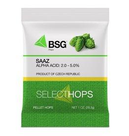CZECH SAAZ Hop Pellets- 1 oz. pkg
