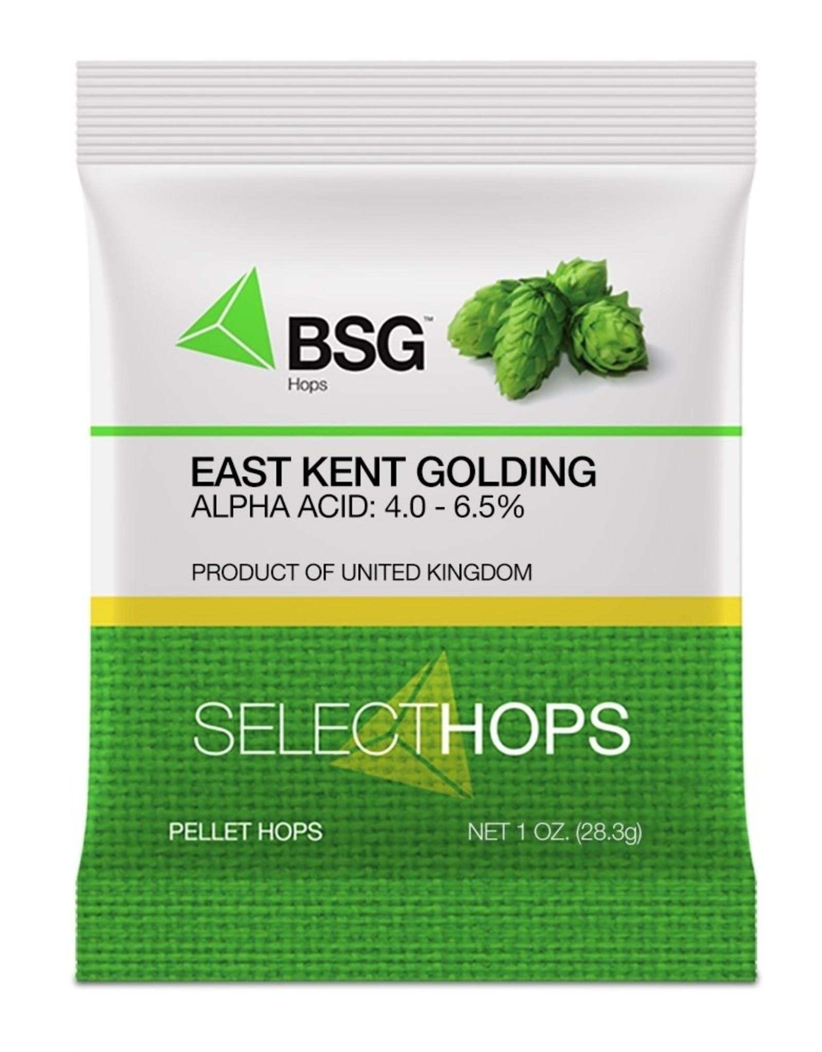 EAST KENT GOLDING Hop Pellets- 1 oz.
