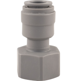 DUOTIGHT Duotight Push-In Fitting - 9.5 mm (3/8 in.) x 1/2 in. BSP