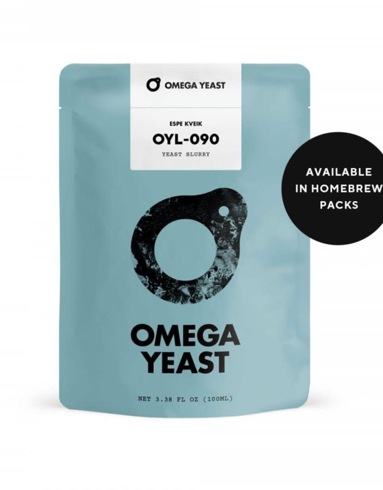 Omega Yeast OYL-090 ESPE Kveik