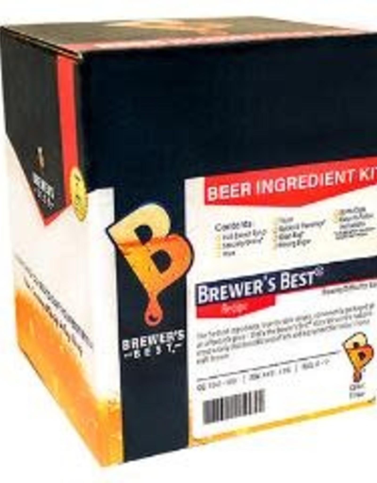 BREWER'S BEST AMERICAN BROWN ALE ONE GALLON INGREDIENT PACKAGE