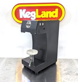 KEG LAND Cannular Pro Semi-Auto Bench Top Can Seamer