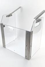 KEG LAND Splash Guard for Cannular Pro Semi-Auto Bench Top Can Seamer