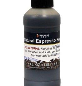 BREWER'S BEST Natural Espresso Bean Flavoring 4 oz