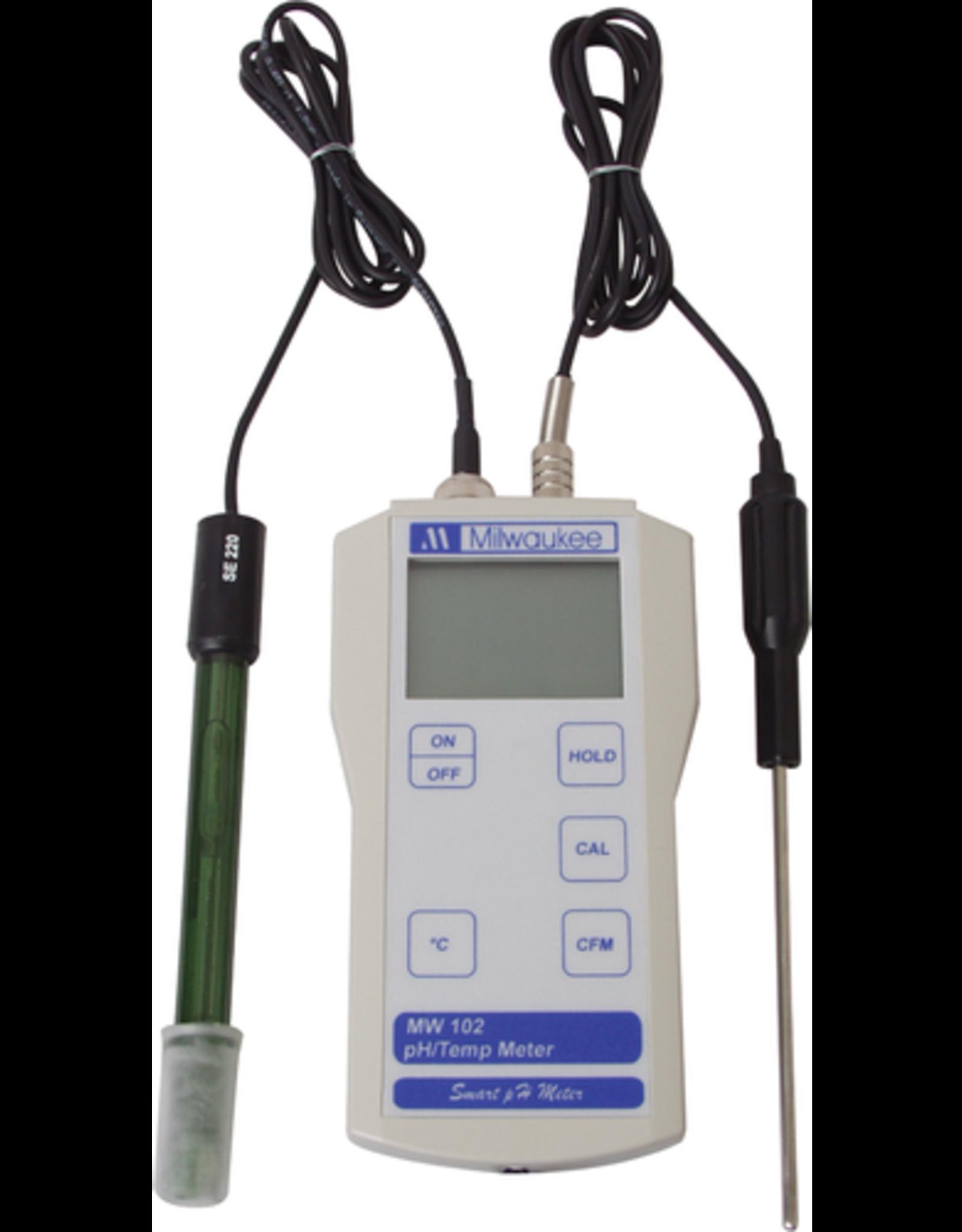 MILWAUKEE Milwaukee pH Meter With ATC