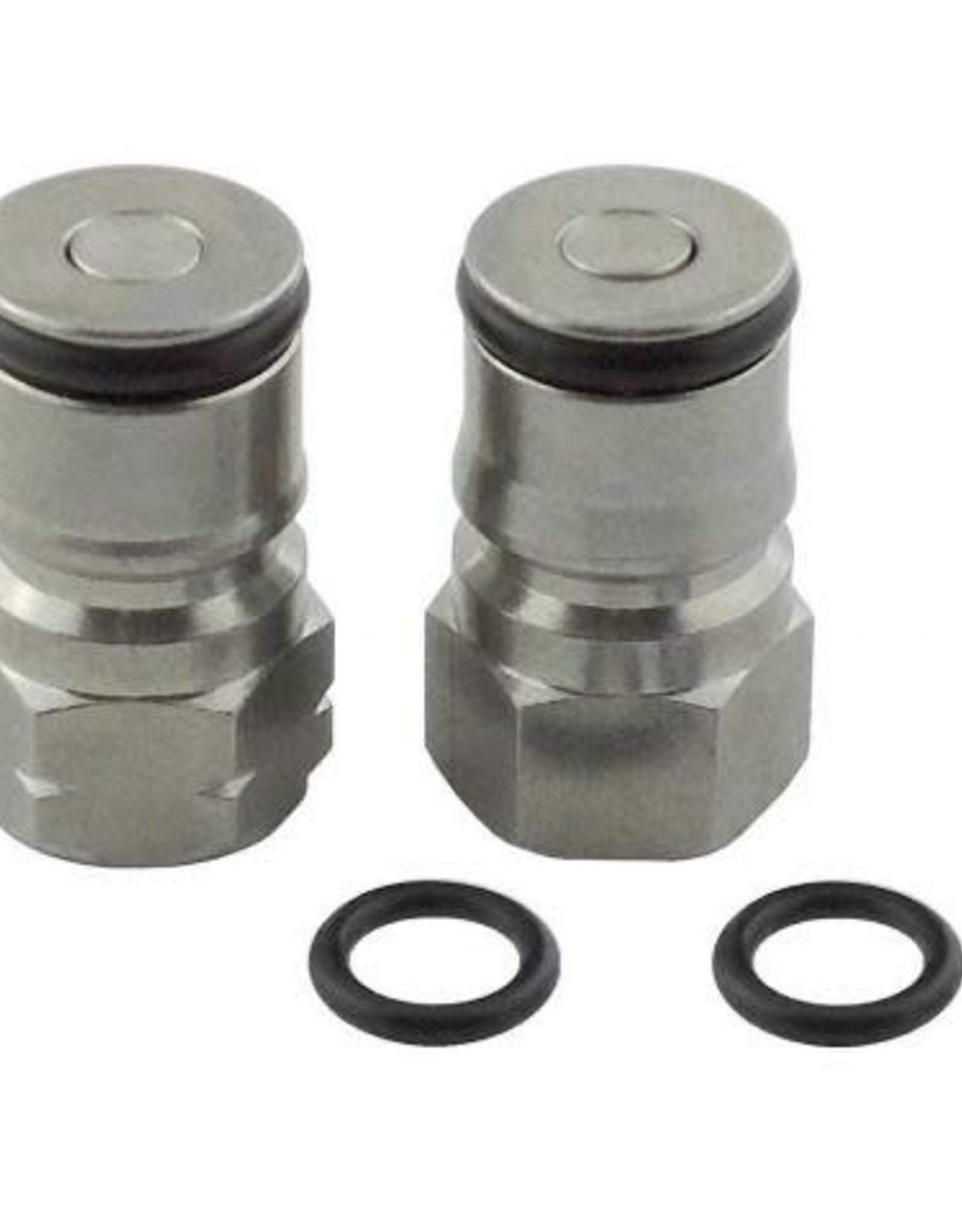 Pin Lock to Ball Lock Conversion Plugs For Firestone Product Tanks