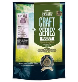 MANGROVE JACK'S MANGROVE JACK'S CRAFT BERRY CIDER POUCH