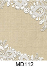 MacDay Label MacDay (Linen'n Lace) 30pk Labels