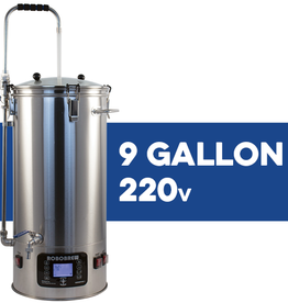 BREWZILLA BrewZilla V3.1 All Grain Brewing System With Pump - 35L/9.25G
