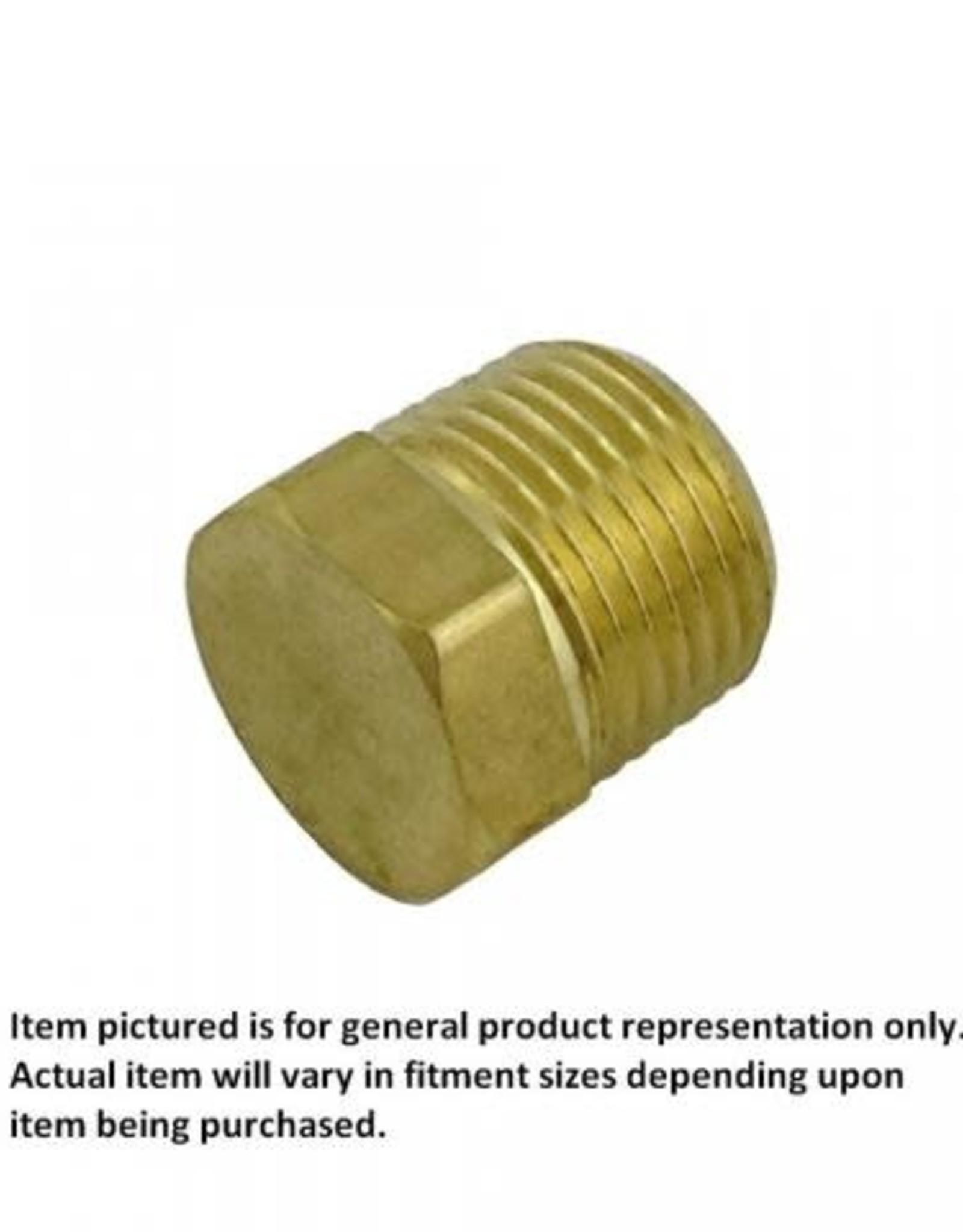 Hex Head Plug, 1/4MPT (RHT)