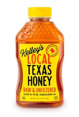 KELLEY'S TEXAS HONEY KELLEY'S LOCAL TEXAS HONEY- 3 lb.