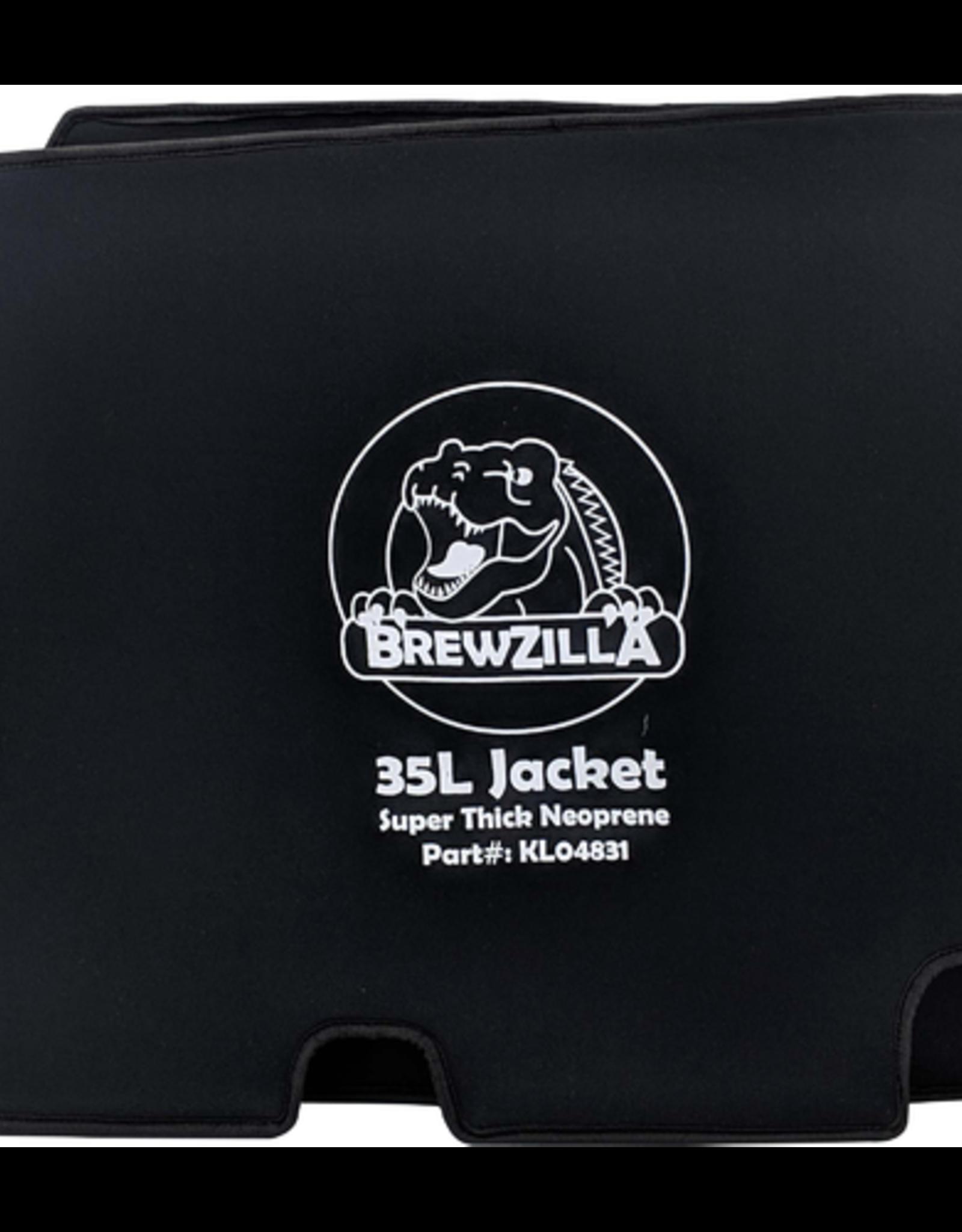 KEG LAND BrewZilla 35L Neoprene Jacket