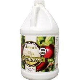 CRANBERRY FRUIT WINE BASE 128 OZ (1 GALLON)