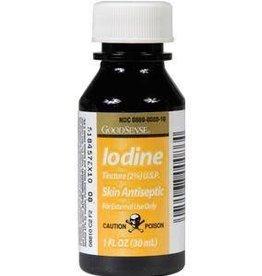 Hoppin' Grape Iodine Tincture- 1 oz.