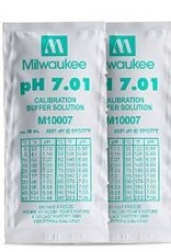 MILWAUKEE pH METER BUFFER SOLUTION FOR pH 7.01 20mL PACK