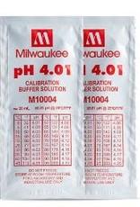 MILWAUKEE pH METER BUFFER SOLUTION FOR pH 4.01 20mL PACK