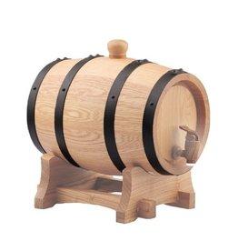 """20 Litre ( 5 Gallon ) Oak Barrel #3 Char """"NEW"""""""
