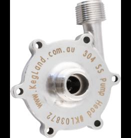 KEGLAND Stainless Steel Pump Head For 65 Watt MKII Pump