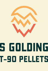 YAKIMA VALLEY HOPS US Goldings Hop Pellets- 1 oz.