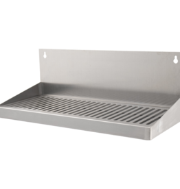 Drip Tray - 15.7 in. Wall Mount