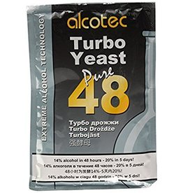 TURBO YEAST 48 HOUR