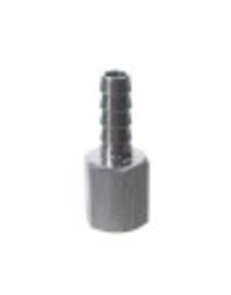 "3/8"" BARB X 1/2"" FPT HOSE FITTING"