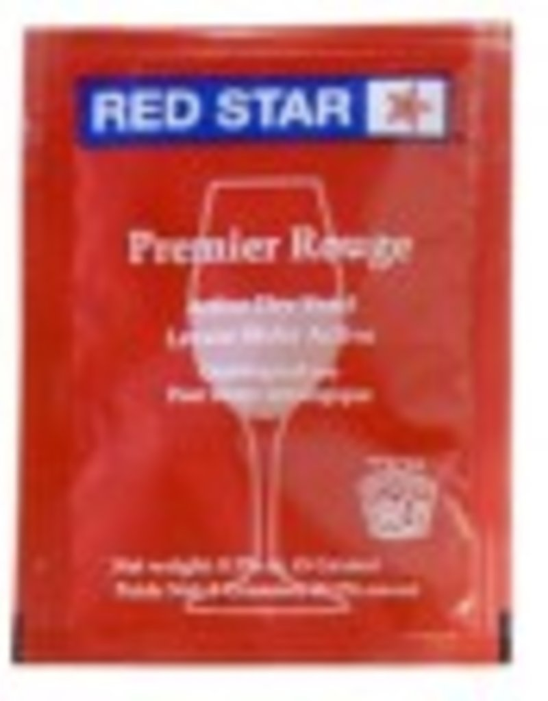 PREMIER ROUGE (PASTEUR RED) WINE YEAST