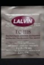 LALVIN Lalvin EC-1118 Wine Yeast 5 g