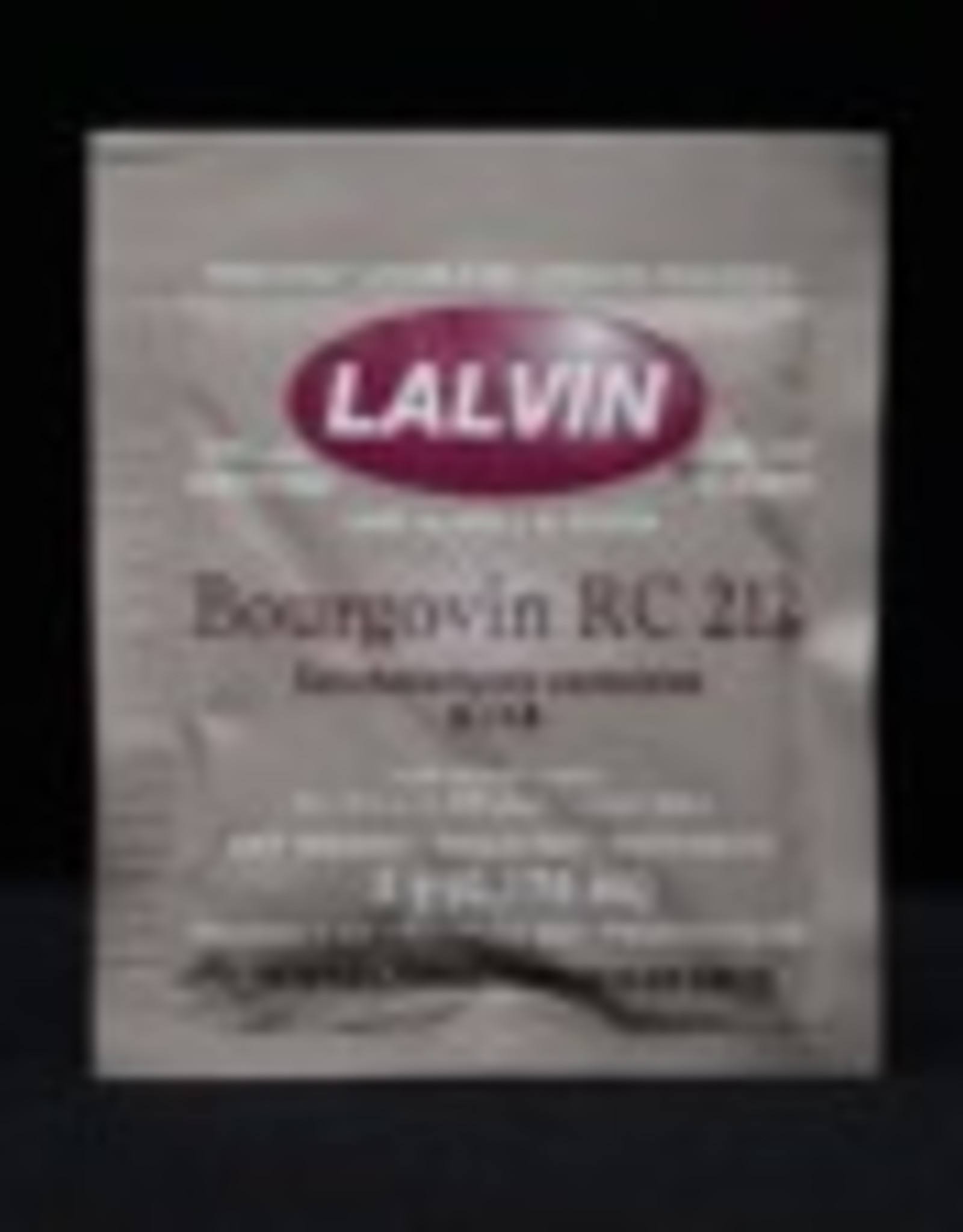 LALVIN RC212 WINE YEAST