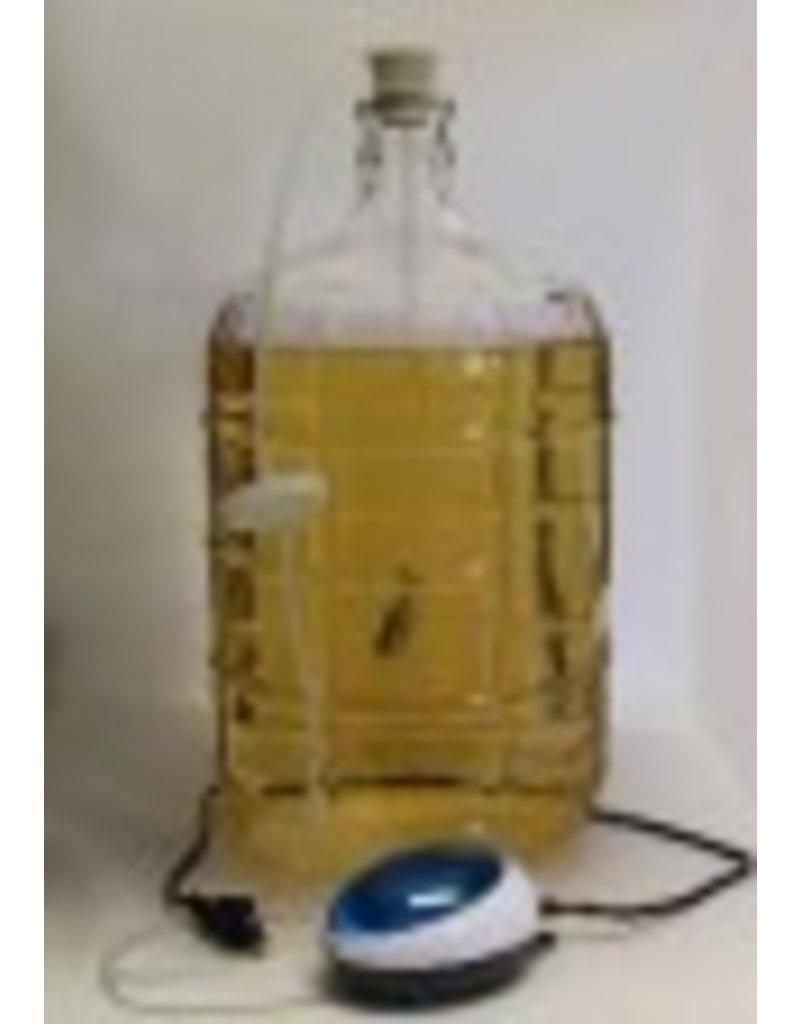 BEER AERATION SYSTEM